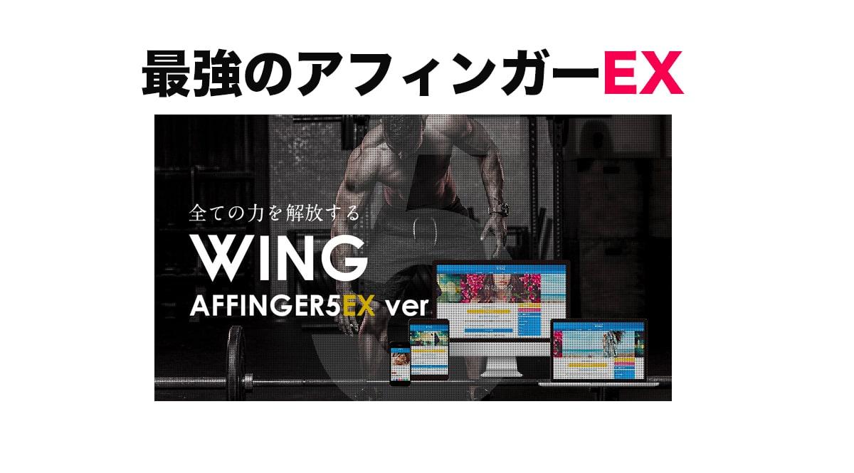 【AFFINGER PACK3】AFFINGER EXとスタンダード版の違いも!