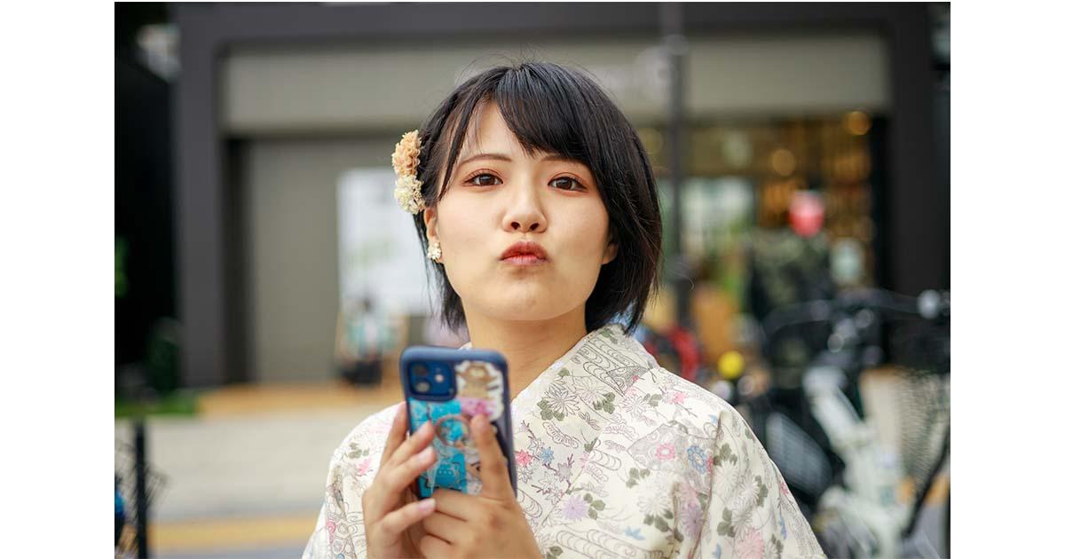 初秋の浅草着物ポートレート撮影!現役アイドル陽乃ほのか作例集(EOS R)